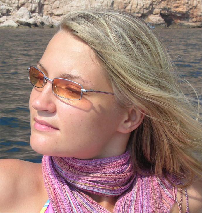 Екатерина Рыбалко - Департамент продаж и организации путешествий