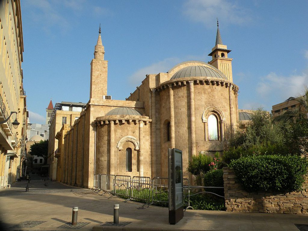 Мечеть Ассафа и Амира
