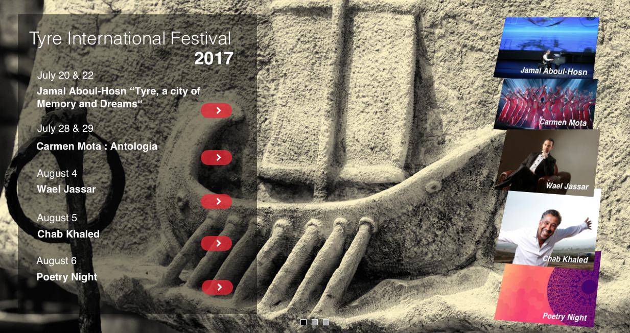 Tyr International Festival