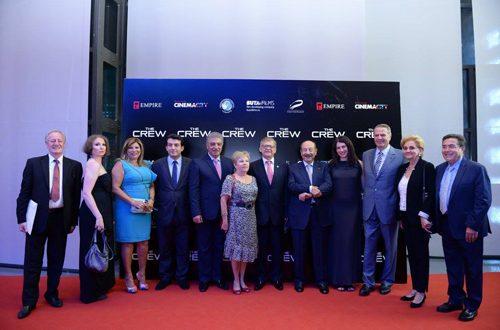 """""""5 سنوات في 5 ايام"""" أول مهرجان سينمائي روسي في بيروت من 24 الى 28 تشرين الاول"""