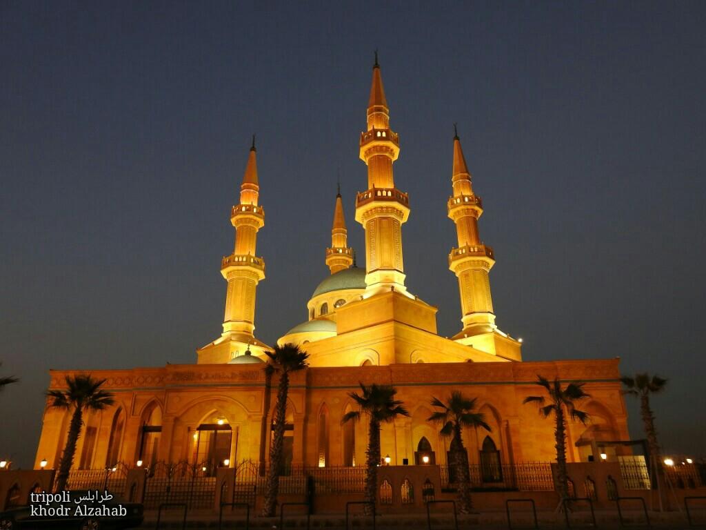 Мечеть Аль-Омари в Бейруте