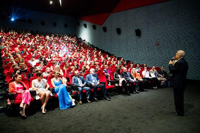 Закрытие фестиваля российского кино в Ливане