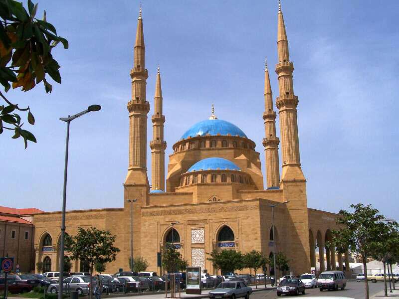 Мечеть Мухаммад аль-Амин