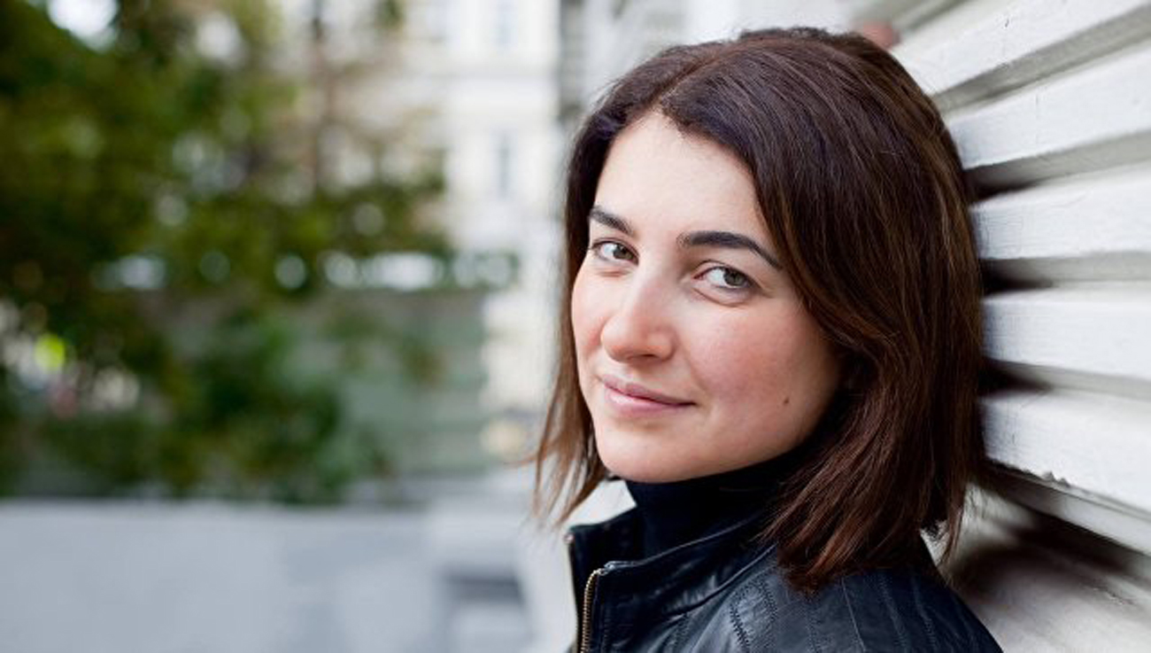 Filmmaker Maria Ivanova: People in Damascus 'have fear in their eyes'