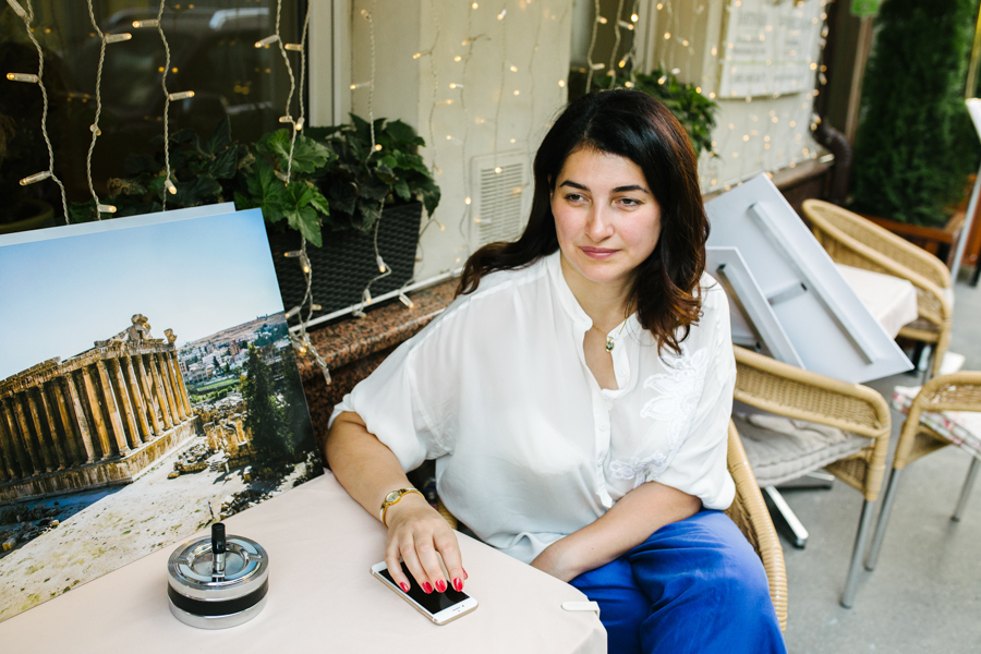 Russians oblivious of Lebanon, but Maria Ivanova, CEO of 'My Lebanon' will change this situation